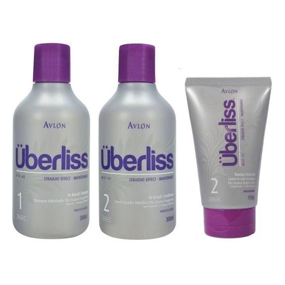 Avlon-Uberliss-Kit-Shampoo--300ml--Condicionador--300ml--e-Protetor-T_rmico--150g-