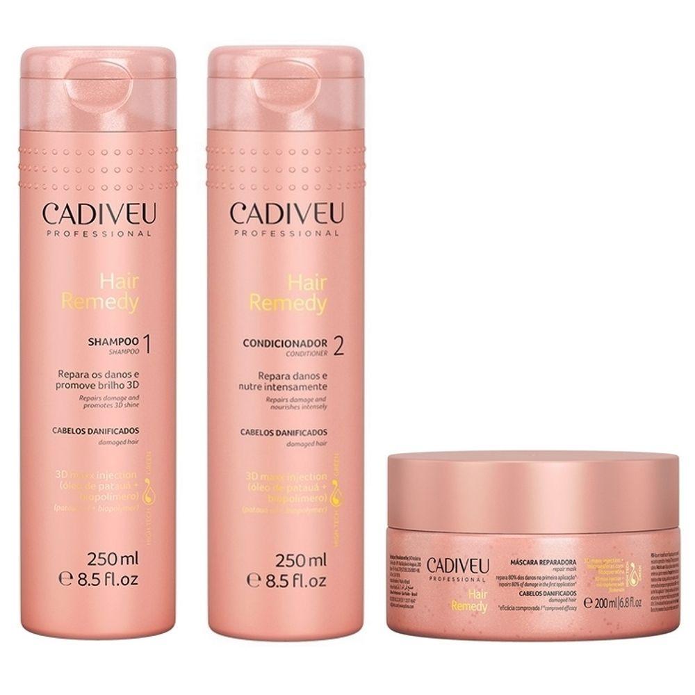 bbe2dfc70 Cadiveu-Hair-Remedy-Kit-Shampoo--250ml--Condicionador-