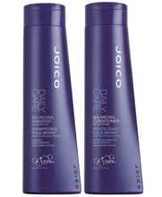 Joico-Daily-Care-Duo-Kit-Balancing-Shampoo--300ml--e-Balancing-Conditioner--300ml--for-Normal-Hair