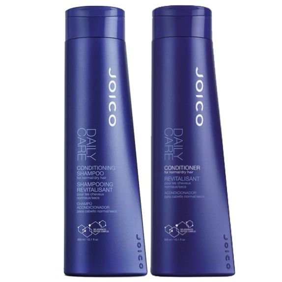 Joico-Daily-Care-Duo-Kit-Conditioning-Shampoo-for-Normal-Dry-Hair--300ml--e-Conditioner-for-Normal-Dry-Hair--300ml-