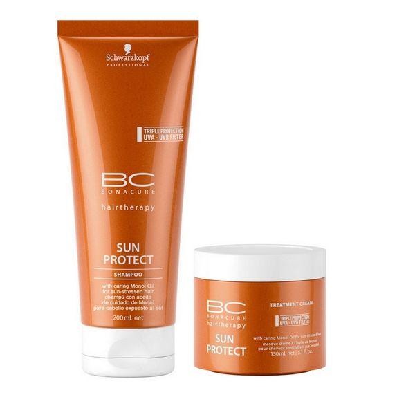 Schwarzkopf-Bc-Bonacure-Sun-Protect-Shampoo--200ml--e-Mascara--150ml-