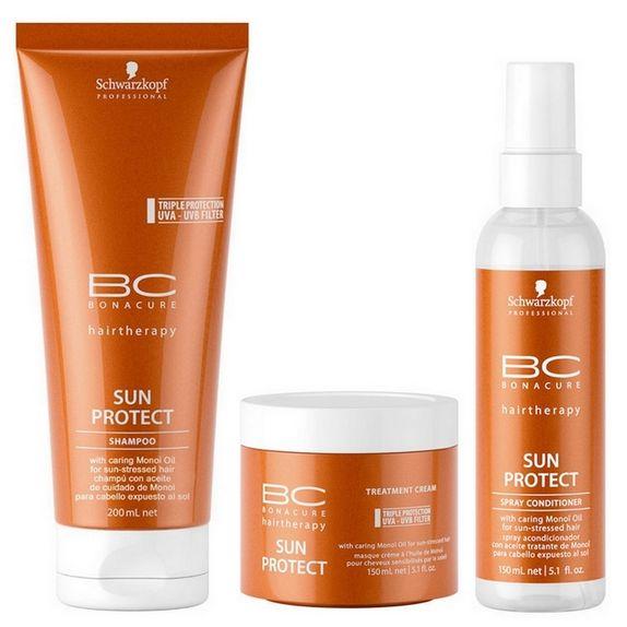 Schwarzkopf-Bc-Bonacure-Sun-Protect-Shampoo--200ml--Mascara--150ml--e-Leave-in--150ml-