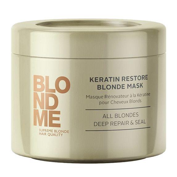 Schwarzkopf-BlondMe-Keratin-Restore-Tratamento-200ml