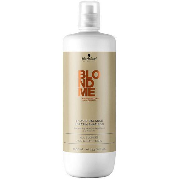Schwarzkopf-BlondMe-Keratin-Restore-Shampoo-pH-Acid-Balance-1000ml