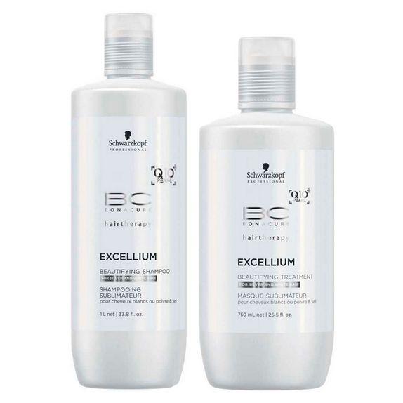 Schwarzkopf-Bonacure-Excellium-Beautifyng-Kit-Shampoo--1000ml--e-Mascara--750ml-