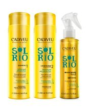 Cadiveu-Sol-do-Rio-Duo-Kit-Shampoo--250ml--Condicionador--250ml--e-Beach-Waves--215ml-