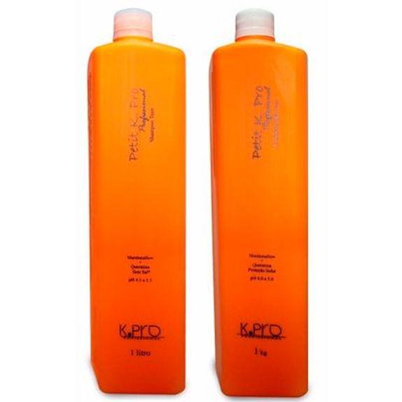 K.Pro-Petit-Duo-Kit-Para-Uso-Semanal-Basic-Shampoo--1000ml--e-Condicionador--1000g-