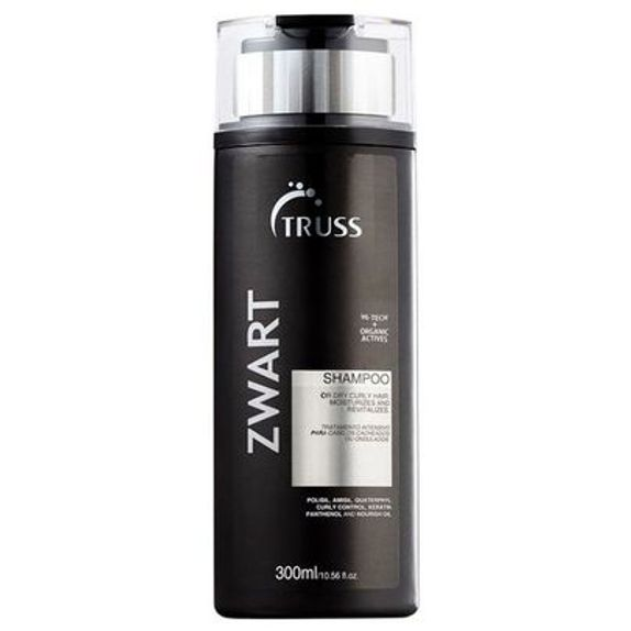 Truss-Active-Zwart-Shampoo-300ml