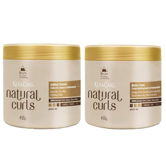 Avlon-KeraCare-Natural-Curls-CoWash--450ml--e-Butter-Cream--450ml-