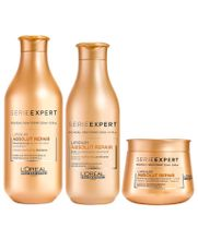 LOREAL-ABSOLUT-REPAIR-LIPIDIUM-SHAMPOO--300ML--CONDICIONADOR--200ML--E-MASCARA--250ML-