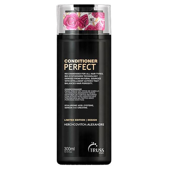TRUSS-ALEXANDRE-HERCHCOVITCH-CONDICIONADOR-PERFECT-300ML