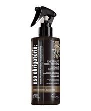 TRUSS-USO-OBRIGATORIO-COLORS-ALEXANDRE-HERCHCOVITCH-CASTANHO-MARROM-FRIO-CHESTNUT-COOL-BROWN-260ML