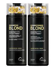 TRUSS-ALEXANDRE-HERCHCOVITCH-BLOND-SHAMPOO--300ML--E-CONDICIONADOR--300ML-