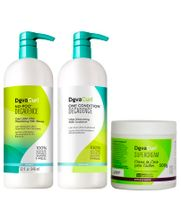 DEVA-CURL-DECADENCE-NO-POO-SHAMPOO--1000ML--CONDICIONADOR--1000ML--E-SUPER-CREAM--500ML-