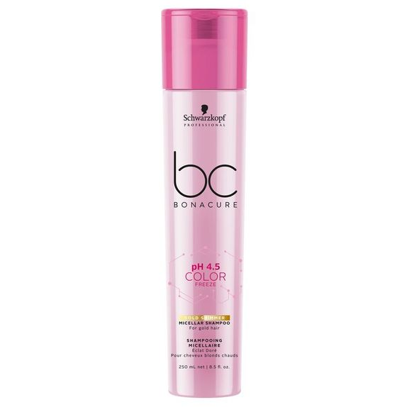 Schwarzkopf-BC-Color-Freeze-Micellar-Shampoo-Gold-250ml