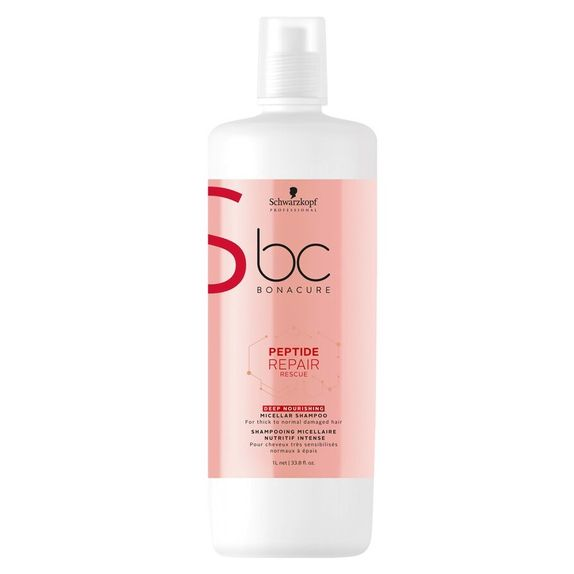 Schwarzkopf-BC-Peptide-Repair-Rescue-Micellar-Shampoo-Deep-Nourish-1000ml