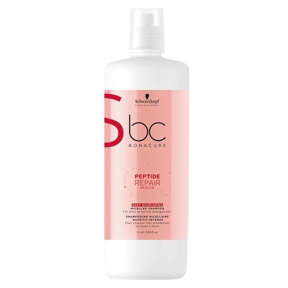 Schwarzkopf-BC-Peptide-Repair-Rescue-Micellar-Shampoo-Deep-Nourish-1000ml