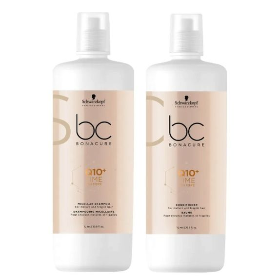 Schwarzkopf-BC-Q10--Time-Restore-Kit-Micellar-Shampoo--1000ml--e-Condicionador--1000ml-