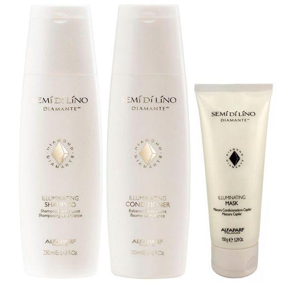 Alfaparf-Semi-di-Lino-Diamond-Kit-Shampoo--250ml--Condicionador--250ml--e-Mascara--150ml-