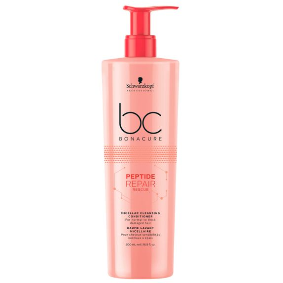 SCHWARZKOPF-BC-PEPTIDE-REPAIR-RESCUE-CLEANSING-CONDITIONER-500ML