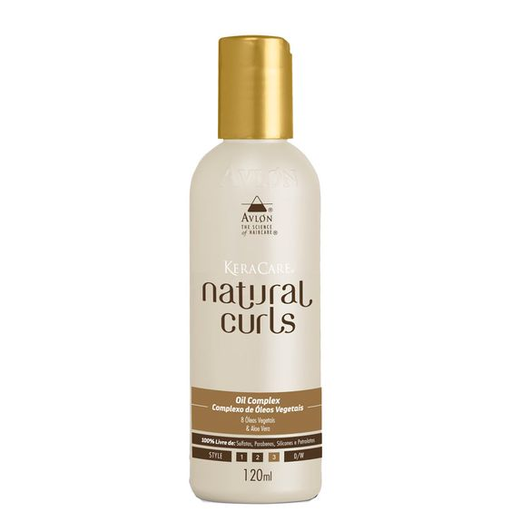 Avlon-KeraCare-Natural-Curls-Oil-Complex-Complexo-de-Oleos-Vegetais-120ml