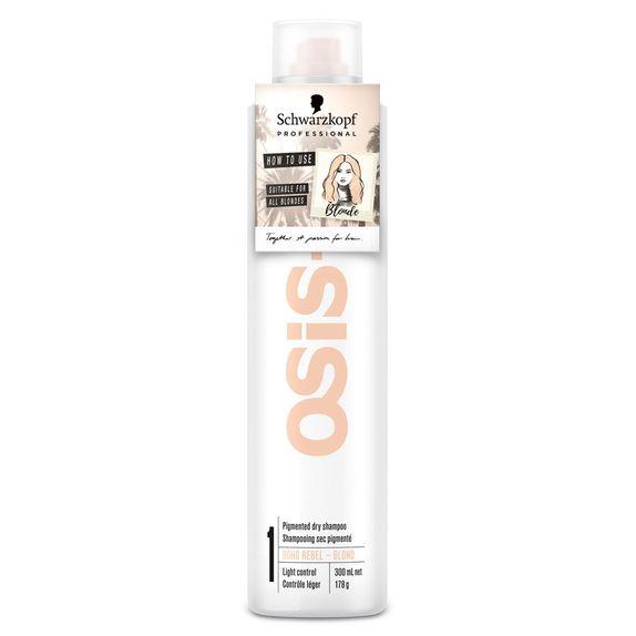 Schwarzkopf--Osis-Boho-Rebel-Blond-Shampoo-Seco-Pigmentado-300ml