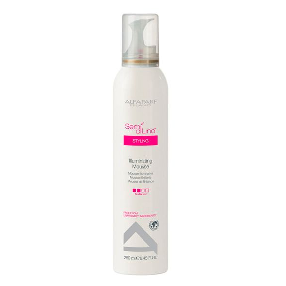 Alfaparf-Semi-Di-Lino-Illuminating-Mousse-250ml