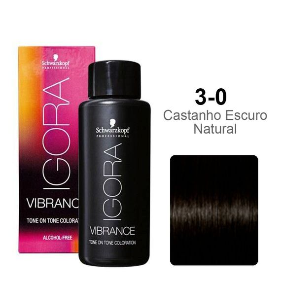 Schwarzkopf--Igora-Vibrance-3-0-Castanho-Escuro-Natural-60ml
