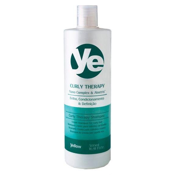 Yellow-Curly-Therapy-Shampoo-Para-Cabelos-Cacheados-500ml