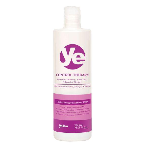 Yellow-Control-Therapy-Condicionador-Para-Controle-de-Volume-500ml