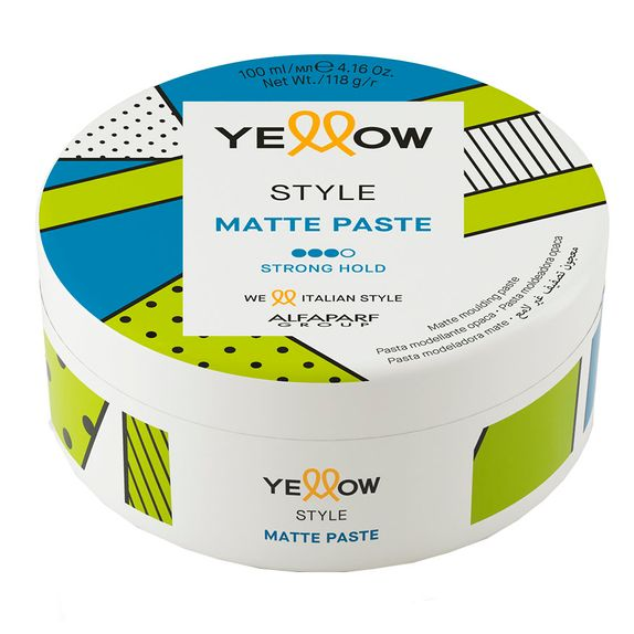 Yellow-Style-Pasta-Modeladora-Opaca-Matte-Paste-100ml