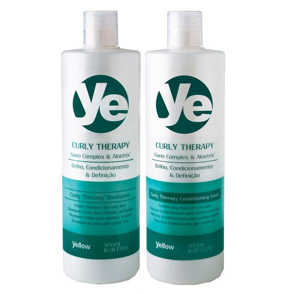 Yellow-Curly-Therapy-Duo-Kit-Shampoo--500ml--e-Condicionador--500ml-