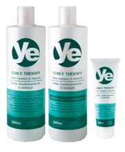 Yellow-Curly-Therapy-Kit-Shampoo--500ml--Condicionador--500ml--e-Leave-in--250ml-