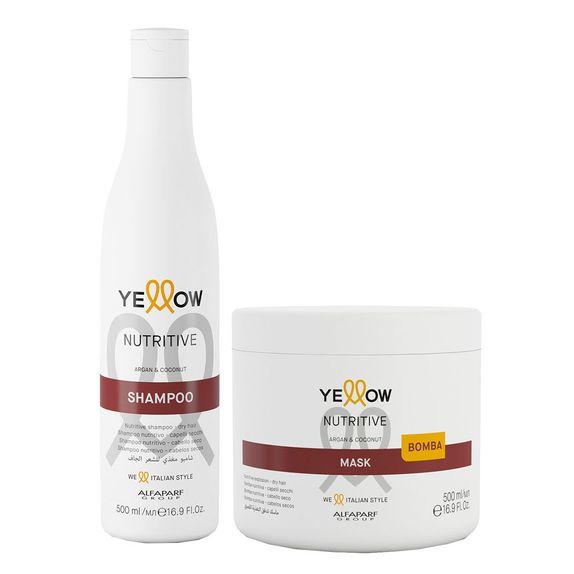 Yellow-Nutritive-Kit-Shampoo--500ml--e-Mascara--500ml-