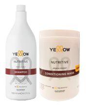 Yellow-Nutritive-Kit-Shampoo--1500ml--e-Mascara--1000ml-