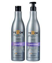 Yellow-Silver-Duo-Kit-Shampoo--500ml--e-Condicionador--500ml-