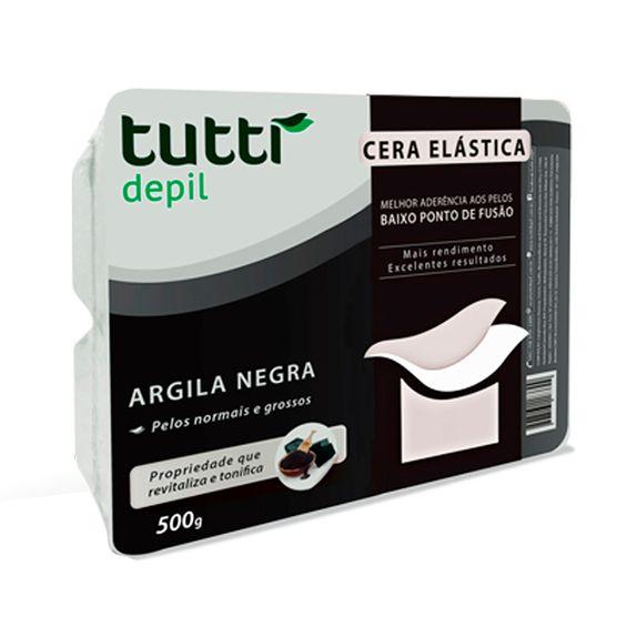 Tutti-Depil-Cera-Elastica-Argila-Negra-de-Depilacao-Profissional-500g