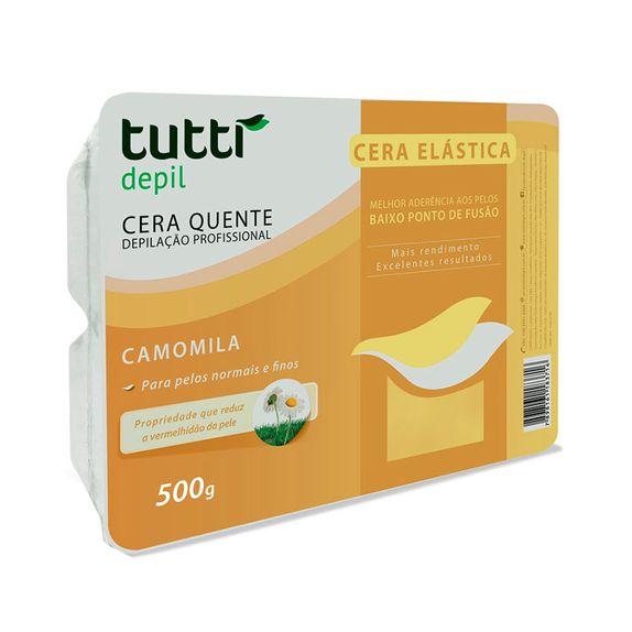 Tutti-Depil-Cera-Elastica-Camomila-de-Depilacao-Profissional-500g