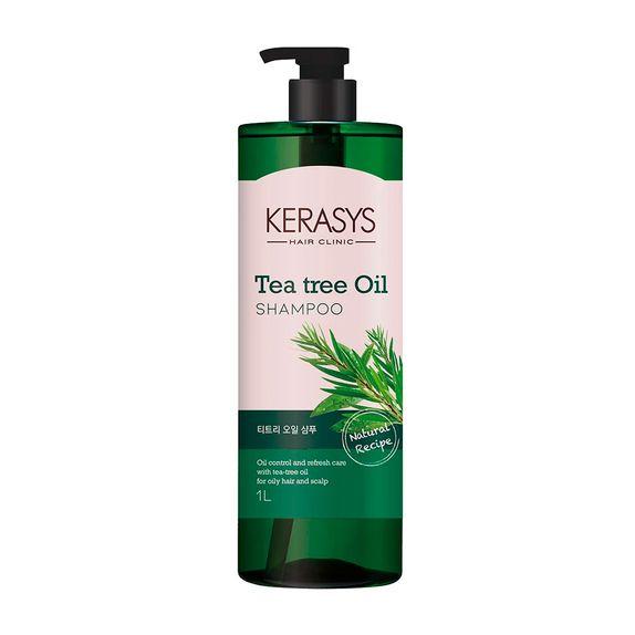 KeraSys-Tea-Tree-Oil-Shampoo-para-Controle-de-Oleosidade-1000ml